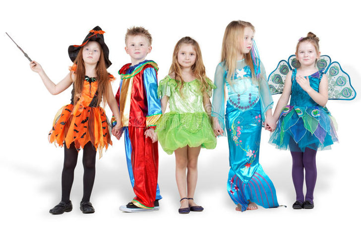 carnaval kostuum 2de halve prijs Maxi Toys