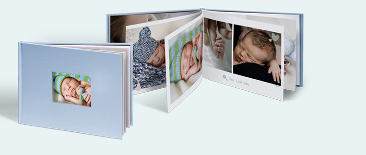 pampers photobox gratis fotoboek