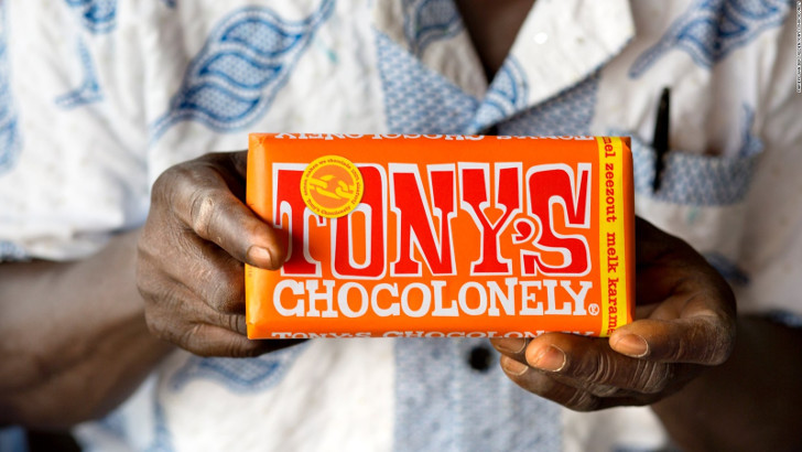 tony's chocolonely office deals