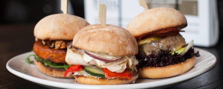 Gratis Ellis Gourmet Burger