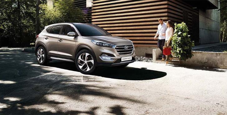 Hyundai Tucson gratis testrit