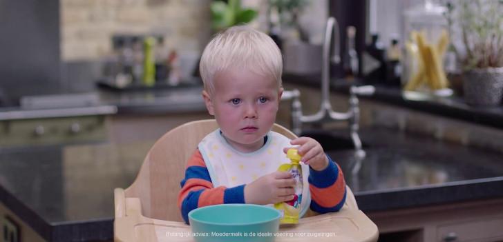 naturnes nestlé babyvoeding een plus een gratis bon