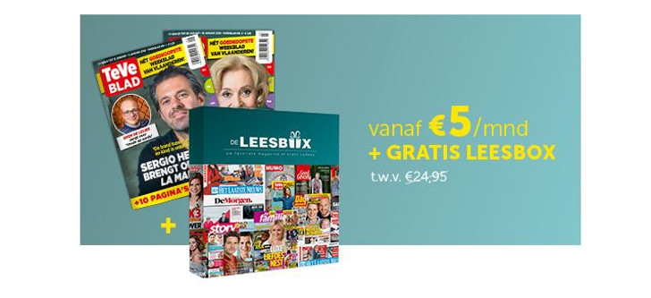 TeVe-Blad Leesbox