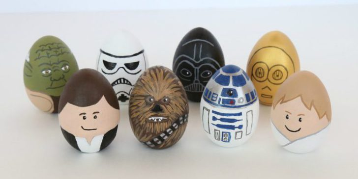 Large Easter Star Wars