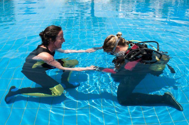 Gratis duikinitiatie
