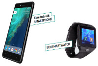smartwatch smartphone test aankoop