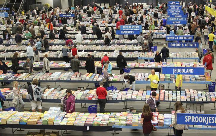 Boekenfestijn gratis toegang