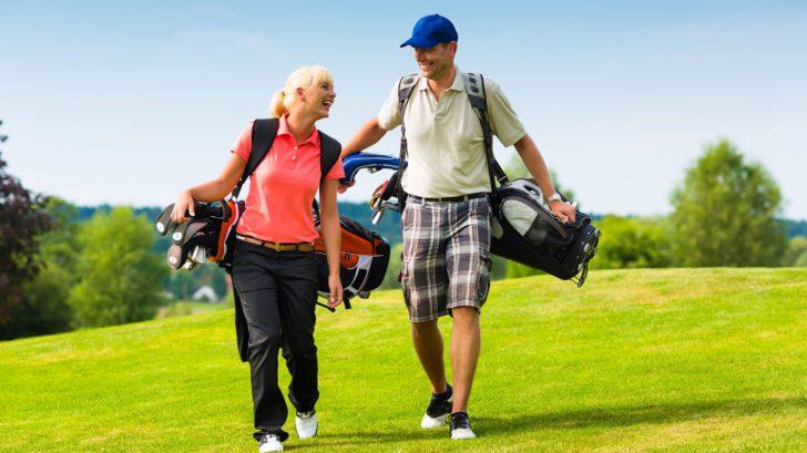 Gratis golfen