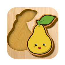 App Baby wooden blocks puzzle
