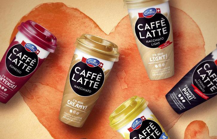 Caffè Latte Balance Emmi 100% terugbetaald