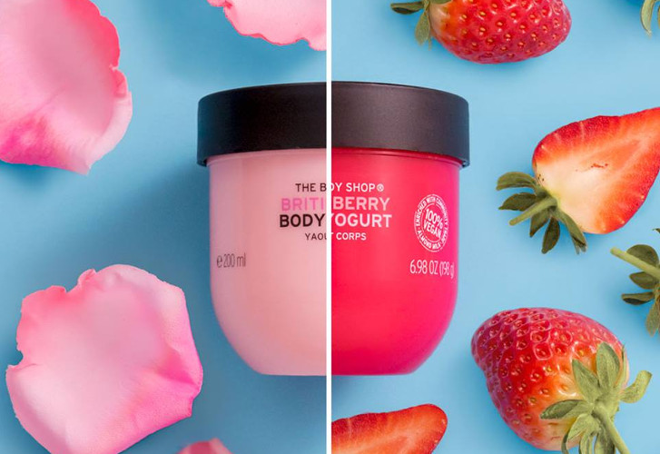 Body Yogurt Discovery Kit