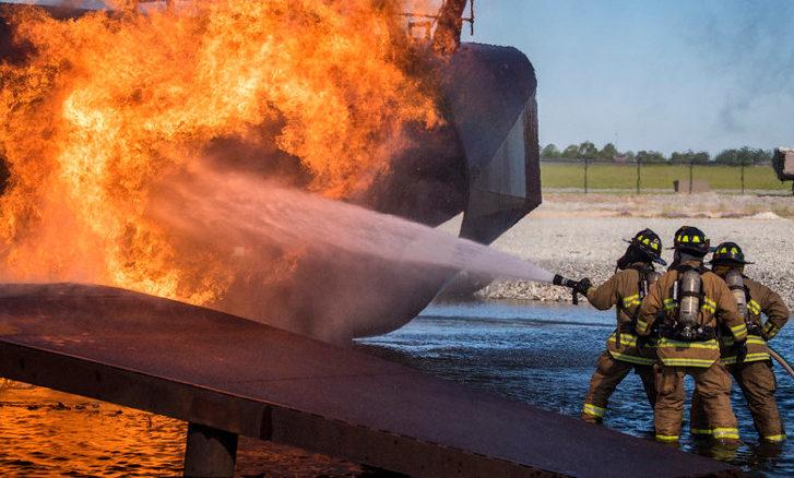Brandweer Gent opendeurweekend