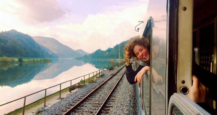Gratis Interrail Pas Europa 18 jaar jongeren