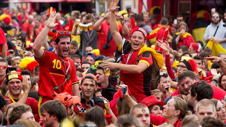Unibet Belgie Tunesie wedden