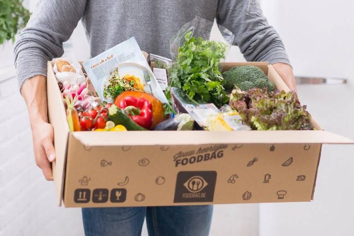 Foodbags gratis messenset en snijplank