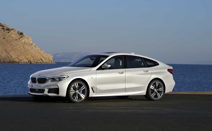 BMW Gran Turismo testrit