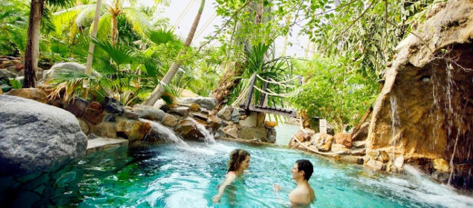 Win een weekend of midweek in Center Parcs