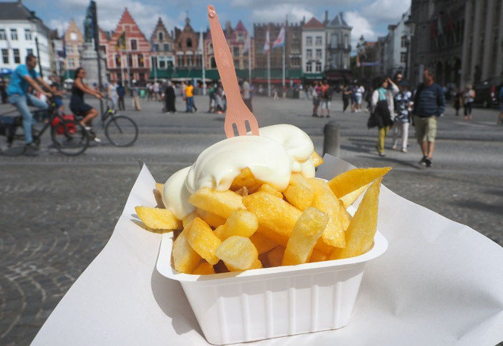 gratis frietjes Fritgoeroe