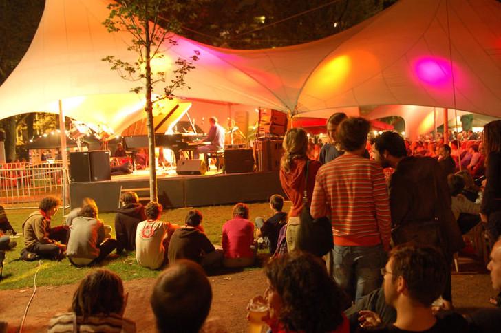 Jazz in het Park