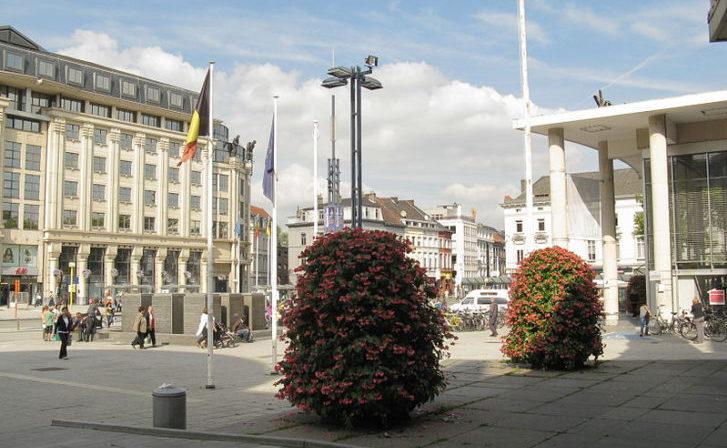 naamswijziging stad Gent