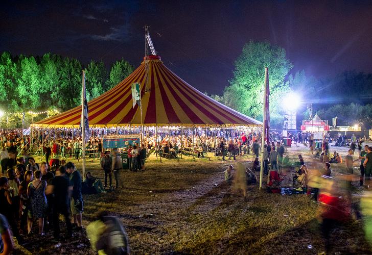 sfinks mixed festival