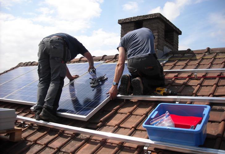 zonnepanelen gratis simulatie