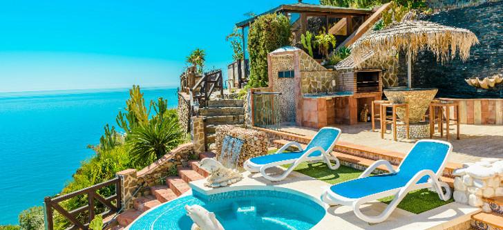 Costa del Sol buitenverblijf gratis brochure