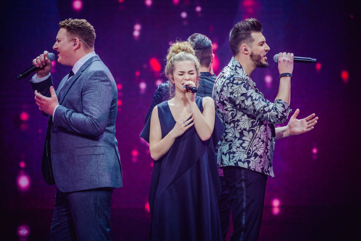 the voice gratis bijwonen