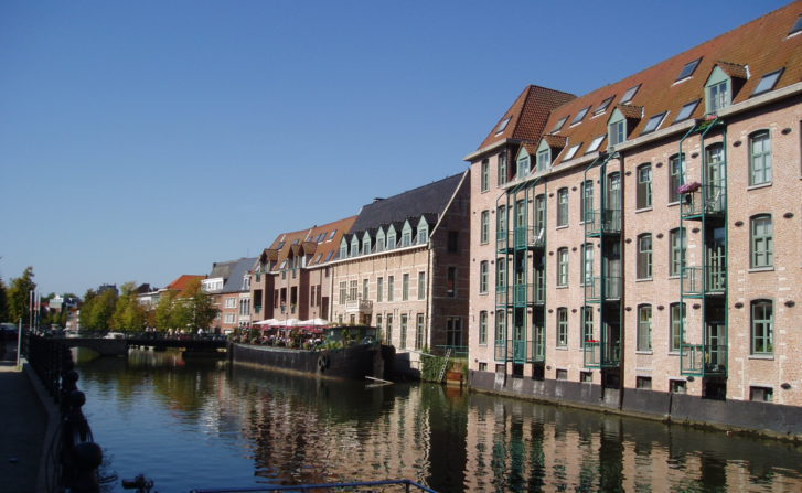 Mechelen shopping watertaxi gratis