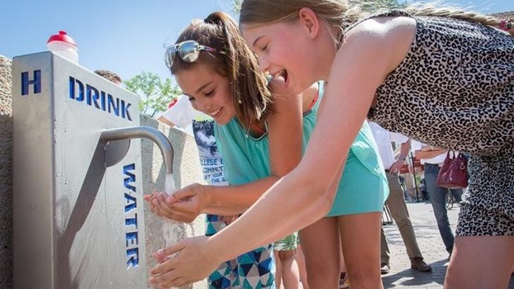 delta gratis water
