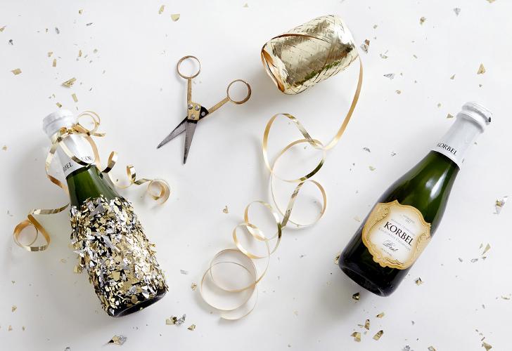 gratis champagne bij makro