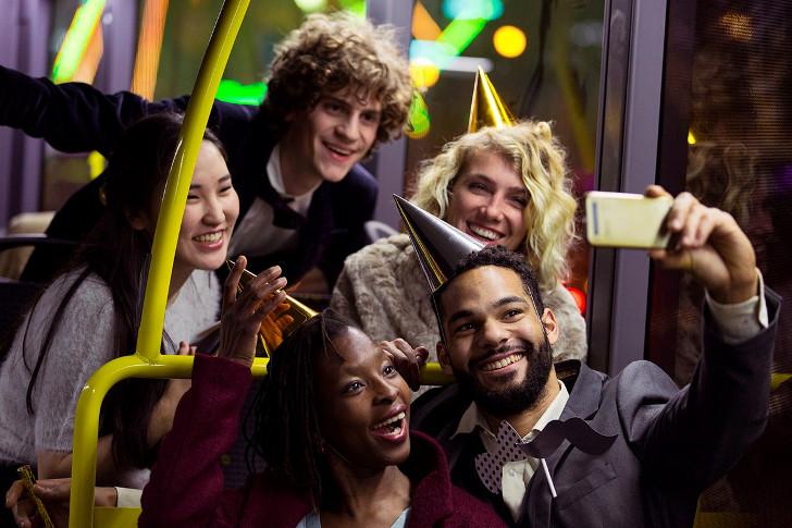 de lijn gratis bussen