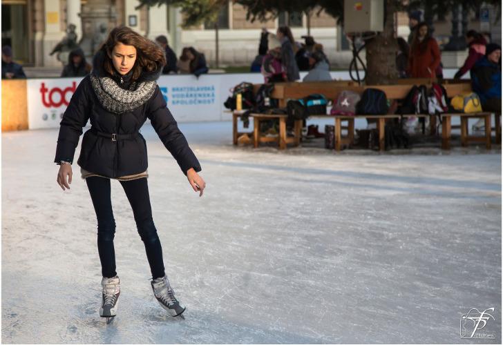 oostende gratis schaatsen