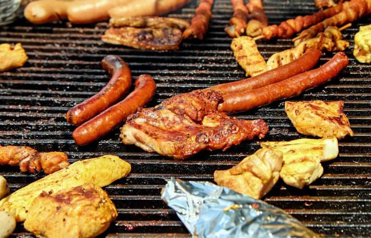 gratis barbecue