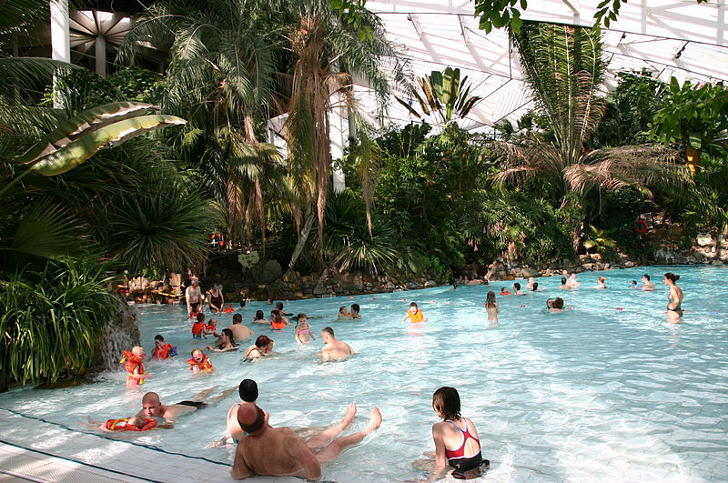 center parcs paasvakantie