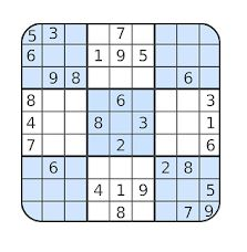 sudoku free classic