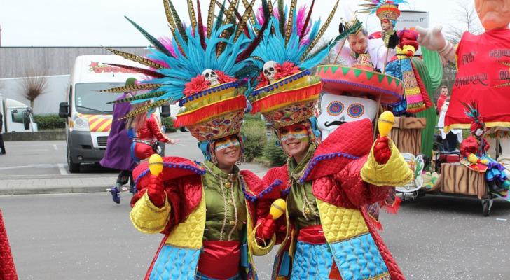 Gratis pendel- en nachtbussen Carnaval