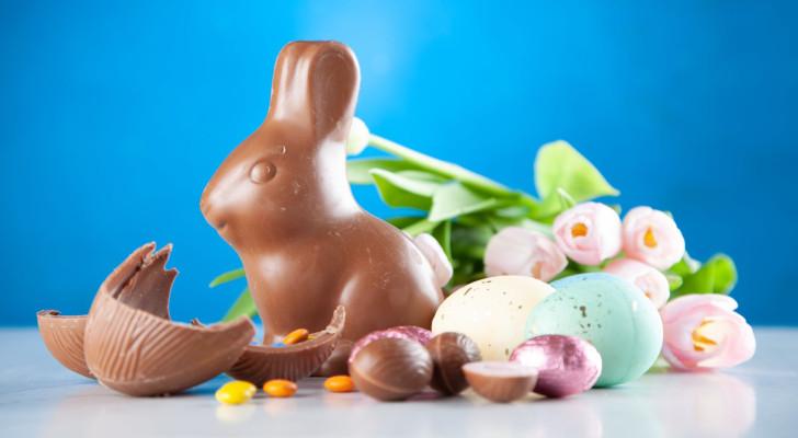 chocolade konijntje