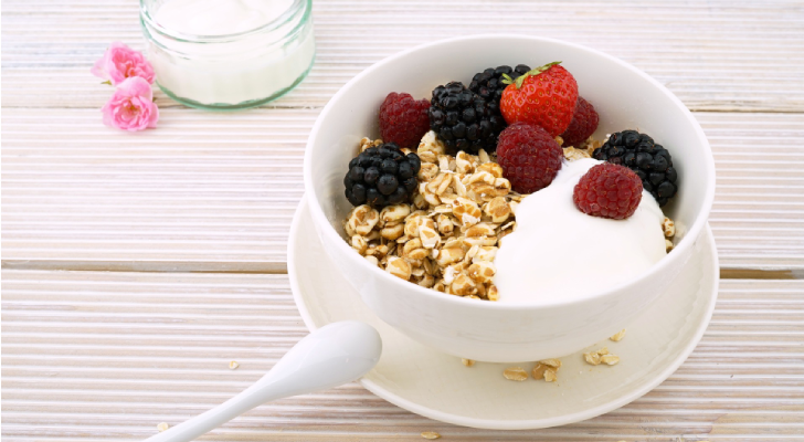 gratis bio activ yoghurt