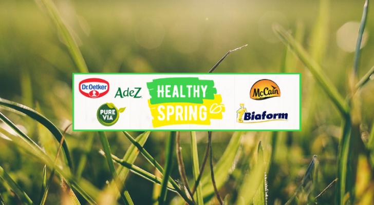 healthy spring kortingsbonnen