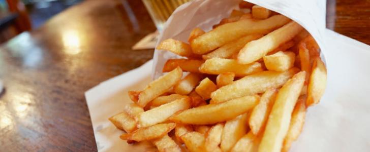 gratis belgische frit