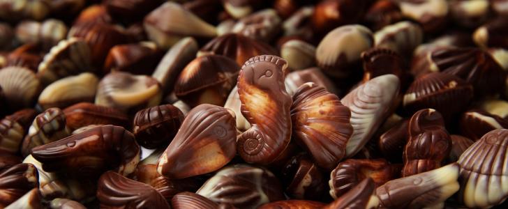 gratis chocolade
