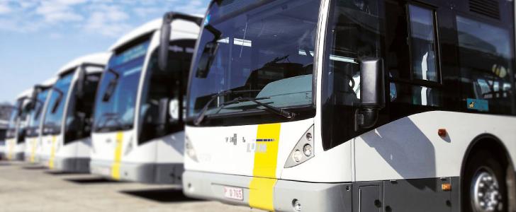 De Lijn openbaar vervoer gratis