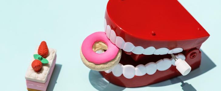 Kunstgebit verzorging 100% terugbetaald