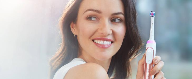 Oral b tandpasta 100% terugbetaald