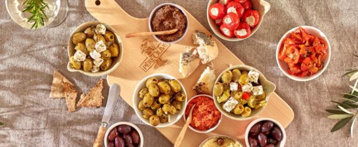 Pere olive 1+1 gratis