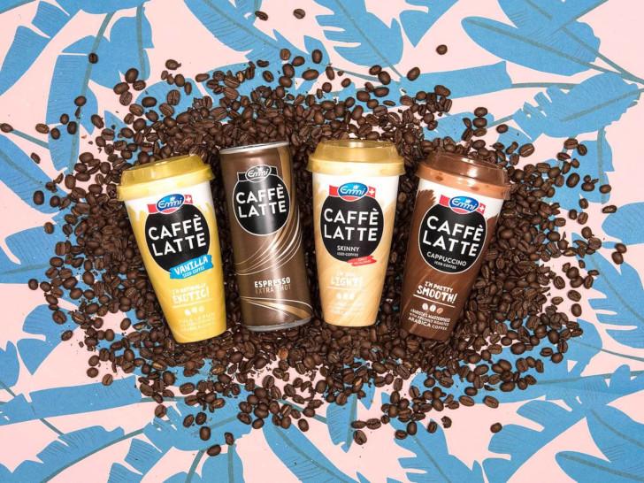 ijskoffie Emmi 100% terugbetaald