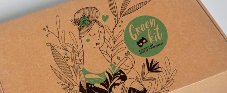 Greenkit doos voor je baby