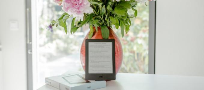 Win een Kobo Clara HD e-reader of 6 maanden De Morgen