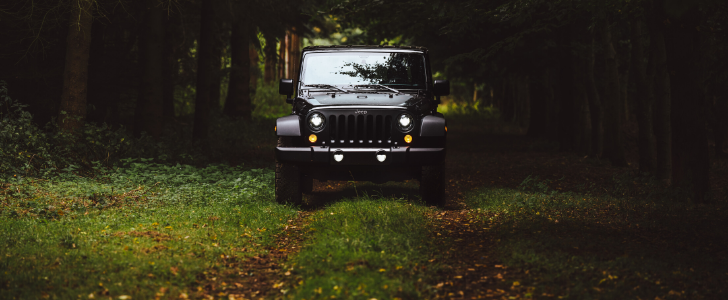 Jeep testrit